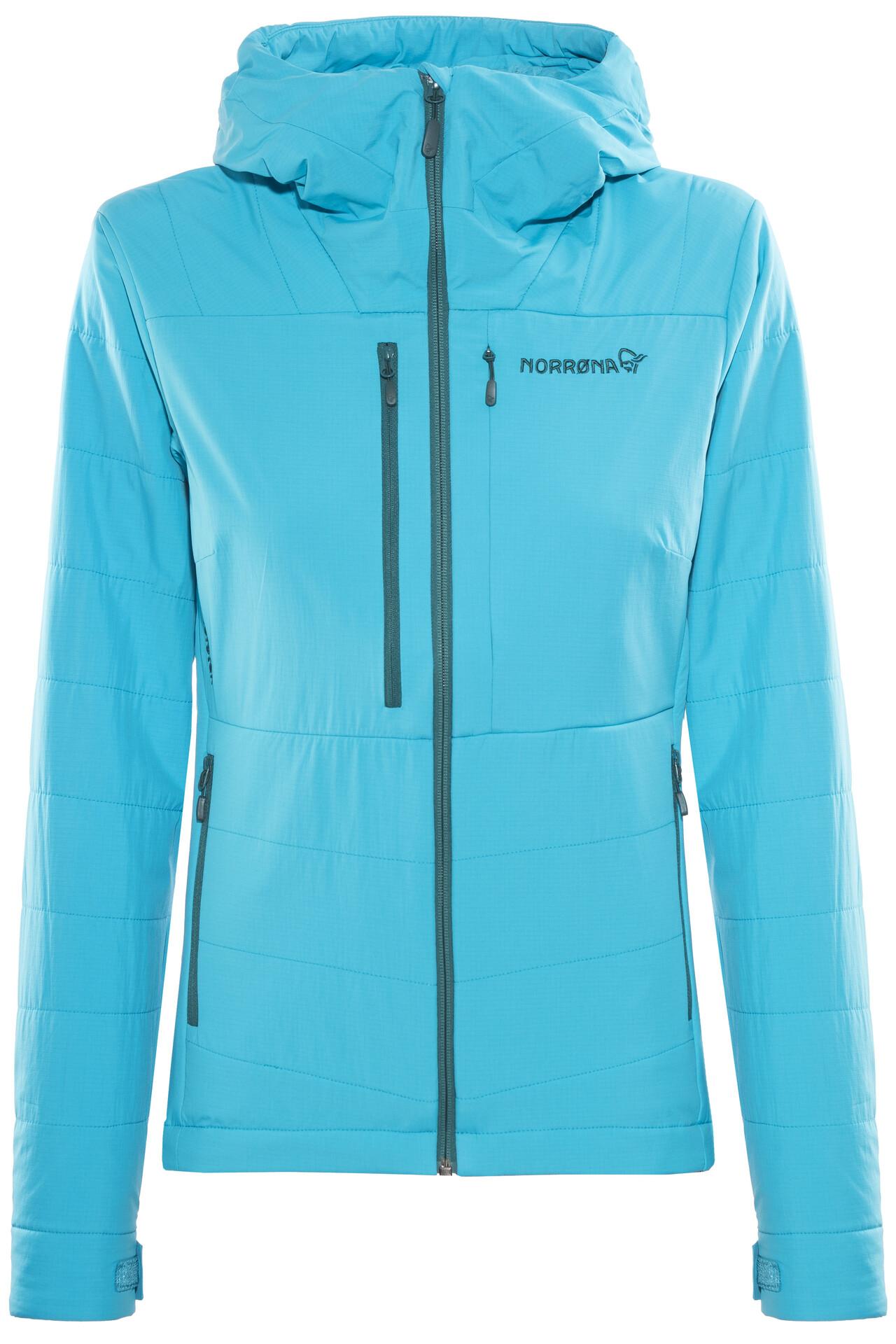 Norrøna Powershield Jacket Caribbean Alpha Damen Blue Lofoten Pro TiOPkuXZ